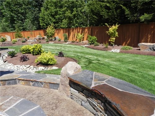 Backyard Drainage Ideas diy dry creek bed designs and projects yard drainagedrainage ideasdrainage Sublime Garden Design Snohomish Wa