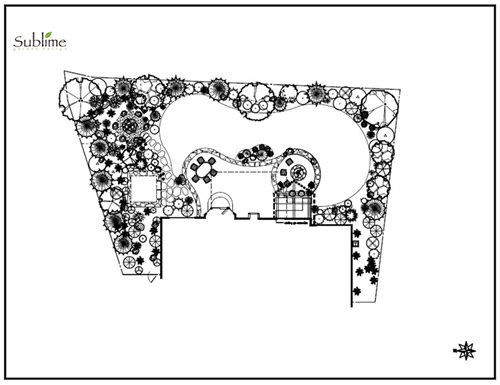 Backyard Landscape Design Plans draw the final plan Backyard Landscaping Plan