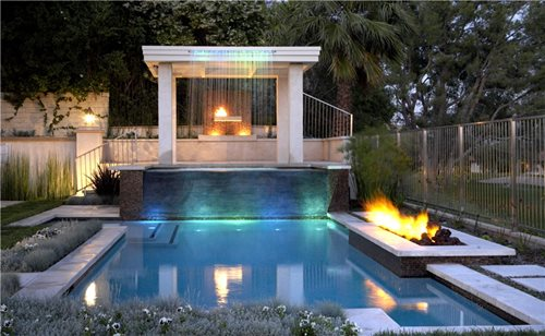 outdoor lighting emphasizes safety atmosphere function and fun