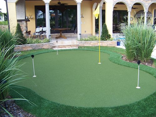 17 39 putting green no foam edge transition 18 39 x 23 39 putting gre