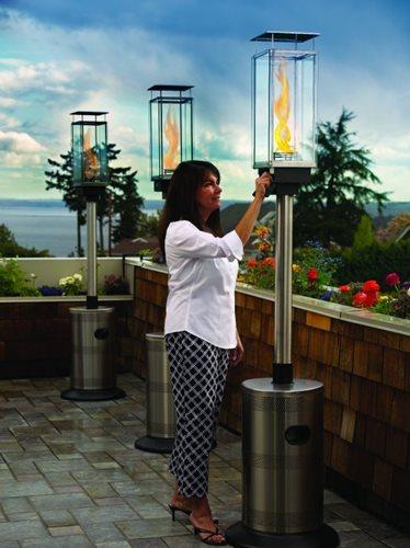 Outdoor Gas Lighting Landscaping Network