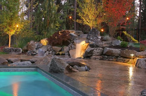 Low Voltage Outdoor Lighting - Landscaping Network