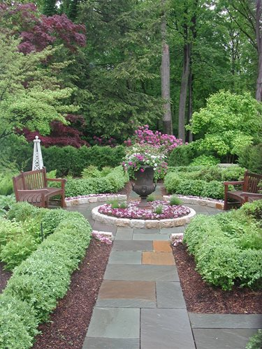 Flagstone Walkway Ideas Amp Pictures Landscaping Network