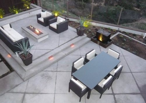 Creative Concrete Upgrades  Landscaping Network. Hampton Bay Patio Furniture Quality. Outdoor Furniture Indianapolis In. Paddock Patio Furniture Scottsdale. Ideas For Patio Windbreaks. Porch Swing Ballard Designs. Jra Patio Furniture Replacement Parts. Patio Rocking Chairs Uk. Patio Furniture Round Glass Table