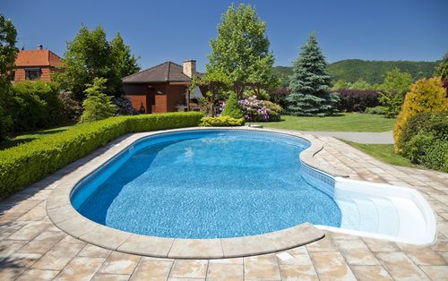 Vinyl Liner Swimming Pools Landscaping Network