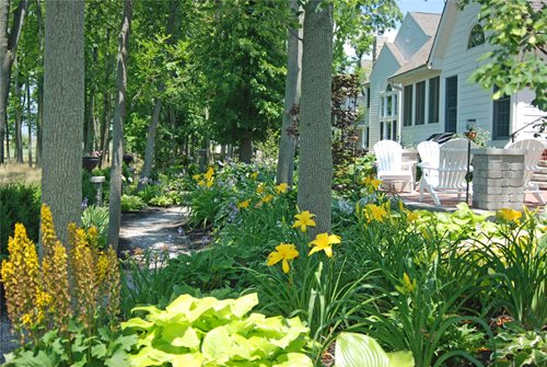 Landscaping Ideas East : Ohio landscaping ideas network