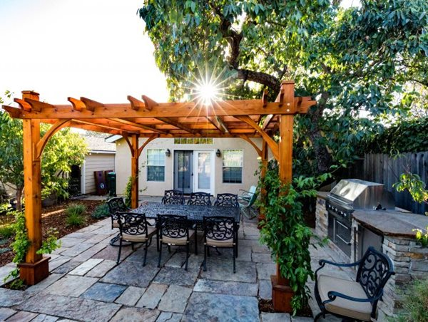 Dream Backyard, San Luis Obispo Backyard Landscaping Greener Environments Los Osos, CA