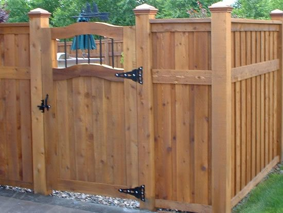 Privacy Fence Front Yard Landscaping Paradise Restored Landscaping Portland, OR