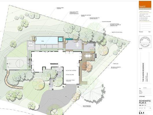 Front Yard Landscaping Huettl Landscape Architecture Walnut Creek, CA