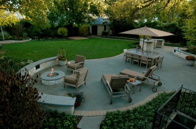 backyard landscaping skokie il photo gallery