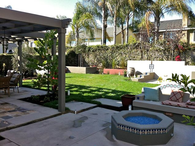 Impressive Back Yard Patio with Fire Pit Ideas 636 x 476 · 116 kB · jpeg
