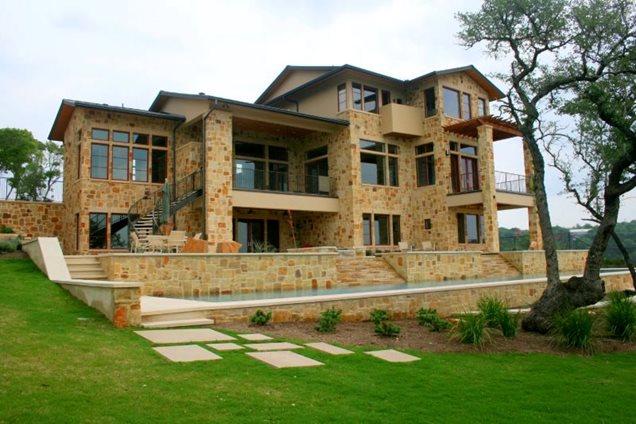Terraced Backyard Pool : Terraced Back Yards  Joy Studio Design Gallery  Best Design