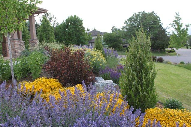 Backyard Landscaping Ideas For Colorado : Colorado landscaping longmont co photo gallery