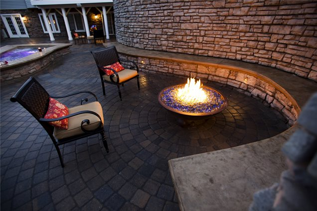 Fire Pit Williamsburg Va Photo Gallery Landscaping