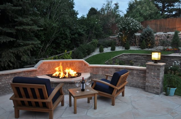 Fire Pit Castle Rock Co Photo Gallery Landscaping