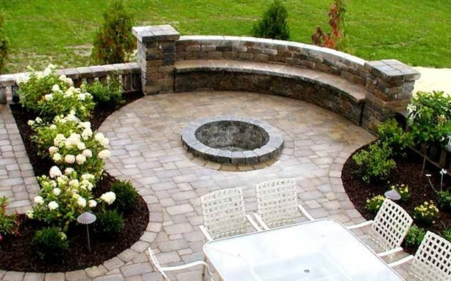 fire pit williamsville ny photo gallery landscaping