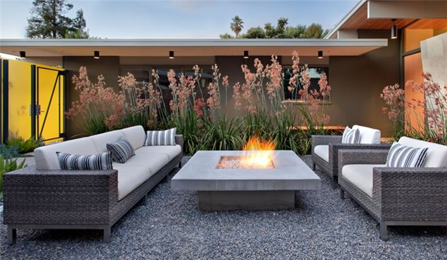 Fire Pit Monterey Ca Photo Gallery Landscaping Network