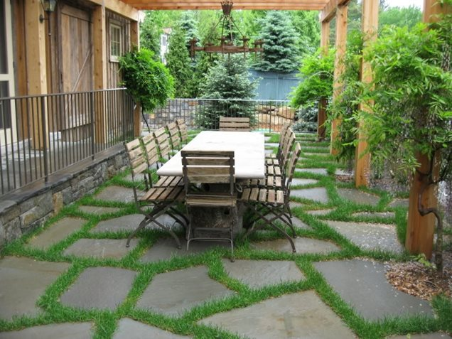 Flagstone Patio Putnam Valley NY Photo Gallery Landscaping Network