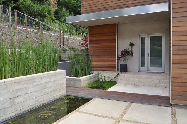 Front porch walnut creek ca photo gallery for Modern front porch ideas