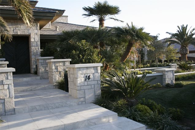 Front Yard Landscaping - Las Vegas, NV - Photo Gallery ...