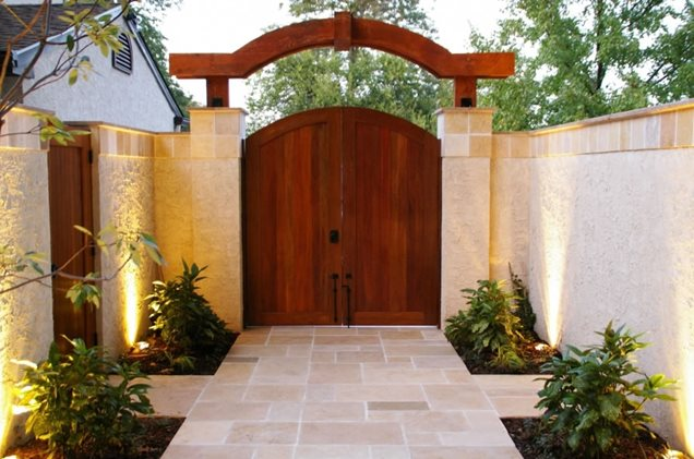 Diy Tuscan Backyard : Ideas 4 You Tuscan style backyard landscaping pictures tennessee