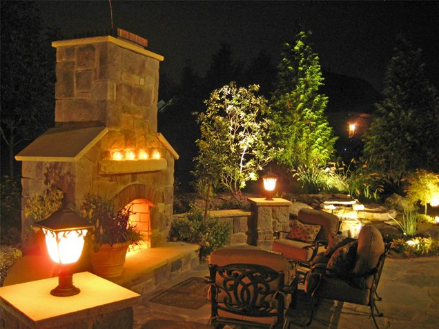 Backyard scaping march 2015 - Tuscan style backyard ideas ...