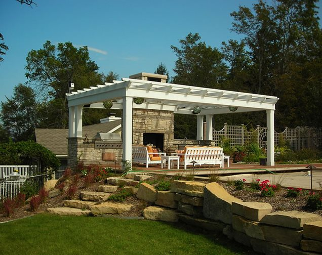 Midwest landscaping grand rapids mi photo gallery for Landscaping rocks grand rapids mi