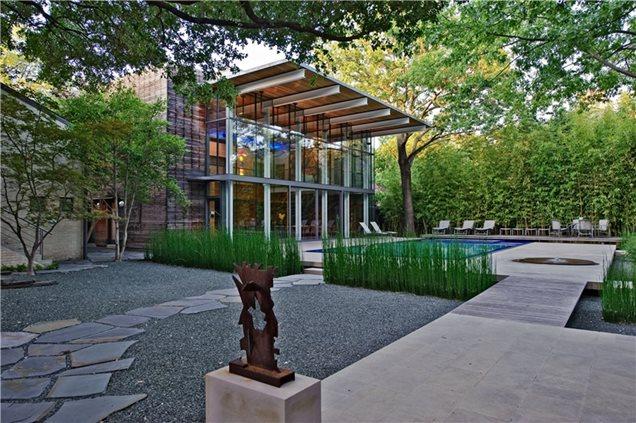 Modern Backyard Pictures : Modern Backyard, Modern GardenModern LandscapingHocker Design