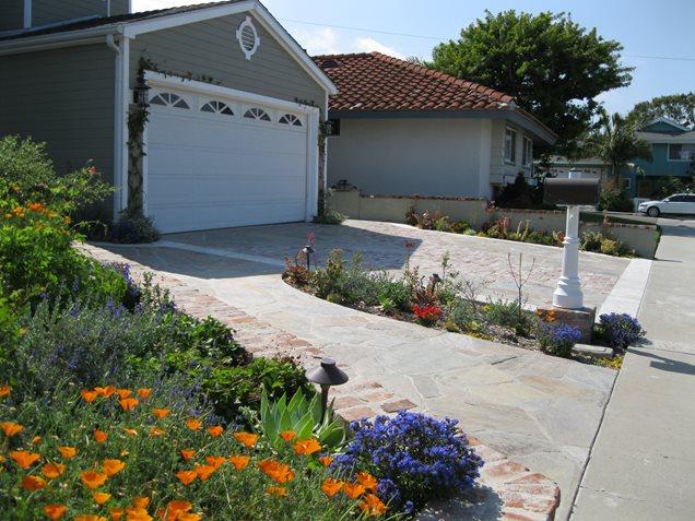 orange county landscaping - tustin  ca - photo gallery