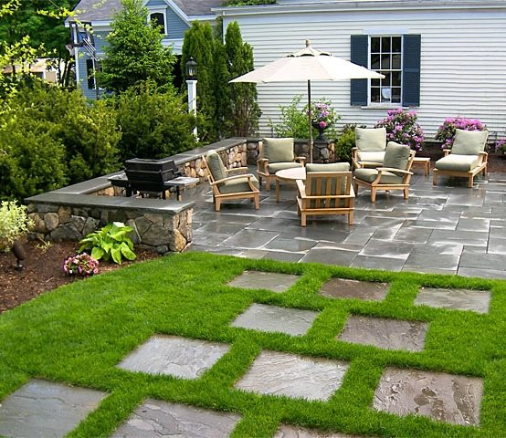 Patio Wayland MA Gallery Landscaping Network
