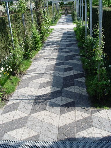 Paver Walkway Morongo Valley Ca Photo Gallery
