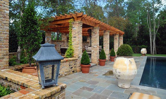 Pergola Garden Ideas