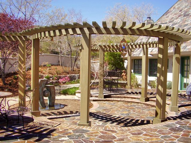 jap patio designs