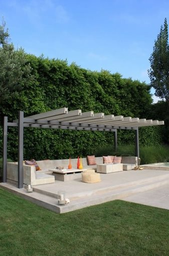 pergola and patio cover venice ca photo gallery. Black Bedroom Furniture Sets. Home Design Ideas