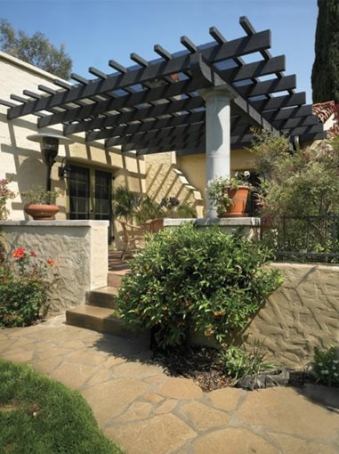 Pergola and patio cover claremont ca photo gallery for Southwest pergola