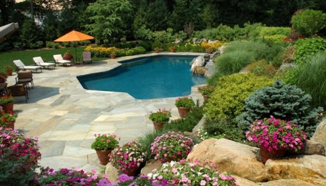 Landscape plans free landscape design minnesota state for Pool design mn