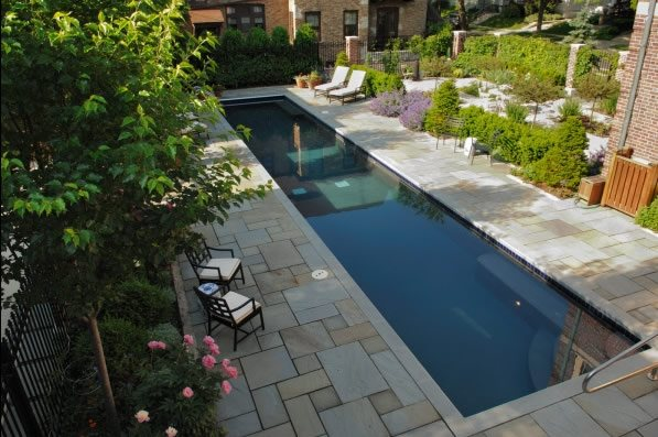 lap pool designswimming poollandcrafters inc new berlin wi