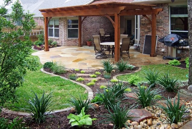 Texas landscaping dallas tx photo gallery for Garden design landscaping dallas tx