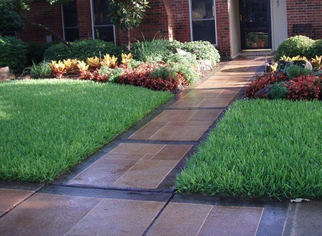 Backyard Landscaping Ideas In Texas : Landscape beginner Front yard landscaping ideas in el paso tx