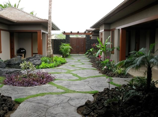 Tropical Landscaping Kehei HI Photo Gallery
