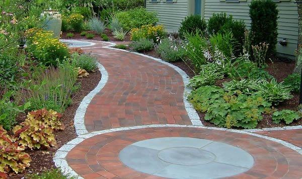 paver walkway design ideas quotes - Paver Walkway Design Ideas