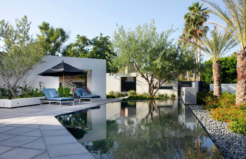 Asian Landscaping Bianchi Design Scottsdale, AZ