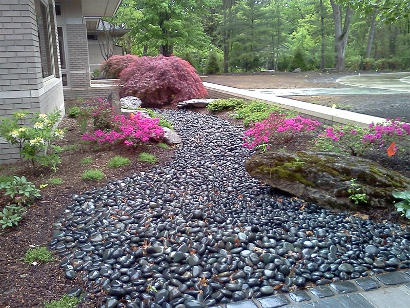 Asian Landscaping Blue Ridge Landscaping Holland, MI