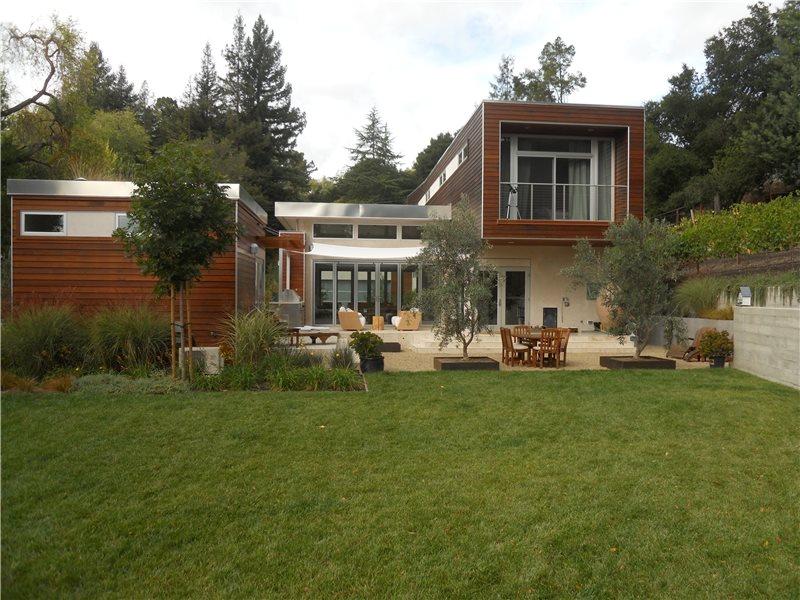 Backyard Design Backyard Landscaping Huettl Landscape Architecture Walnut Creek, CA