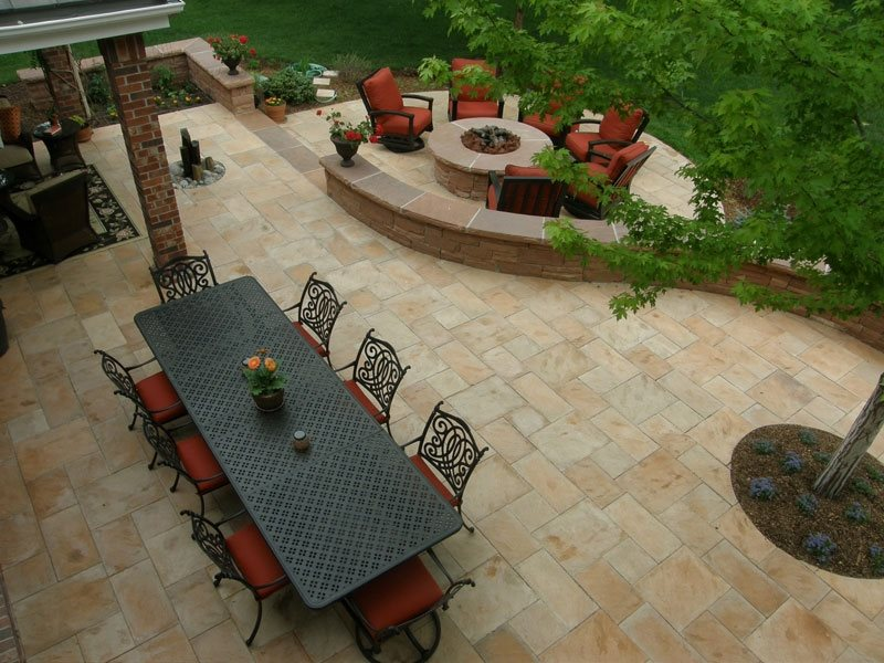 Backyard Landscaping - Denver, CO - Photo Gallery ...