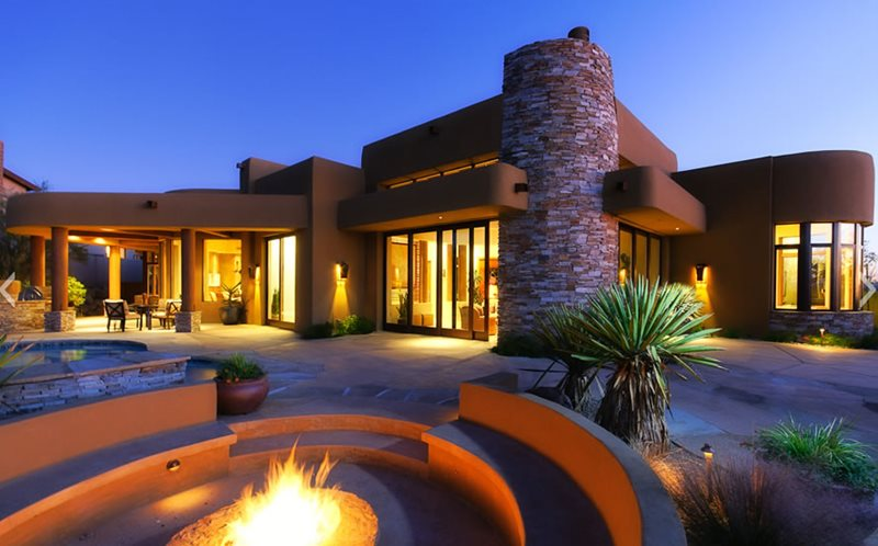 Backyard Landscaping Tucson Az Photo Gallery Landscaping Network