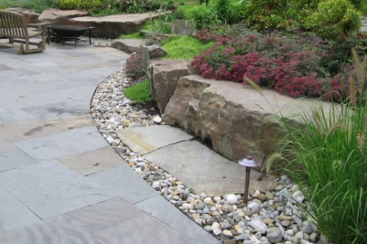 boulder pictures  gallery  landscaping network, boulder landscaping ideas, boulder landscaping images, boulder rock landscaping ideas