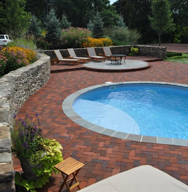 Brick Hardscaping Wheeling Il Photo Gallery Landscaping Network