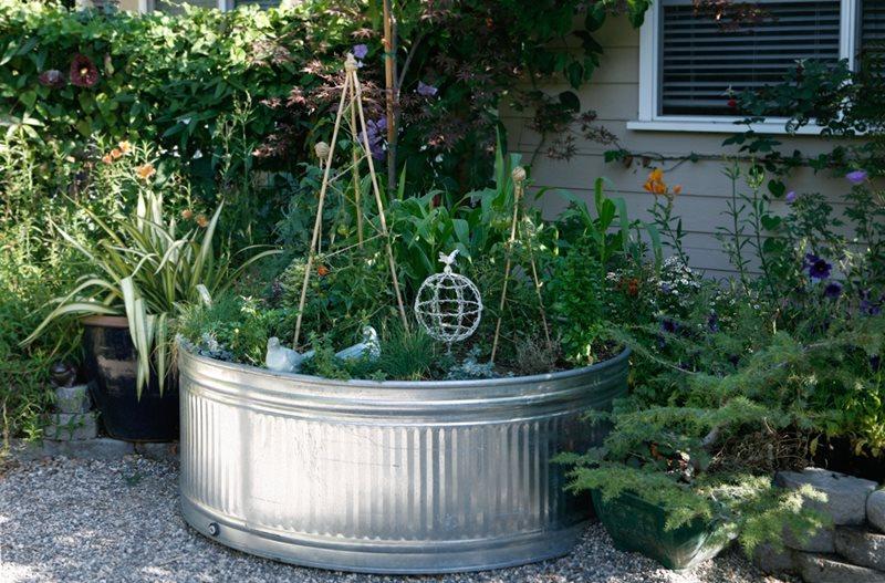 Planter Container Gardens Grace Design Associates Santa Barbara, CA