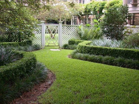 Country landscape design jefferson la photo gallery for Create landscaping ltd